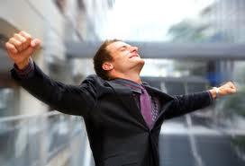 Szczęśliwy człowiek - bo skorzystał z oferty Klubu CASHFLOW Sekret Sukcesu